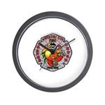 Riverside FD Engine 11 Wall Clock