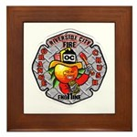 Riverside FD Engine 11 Framed Tile