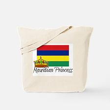 Mauritian Princess Tote Bag