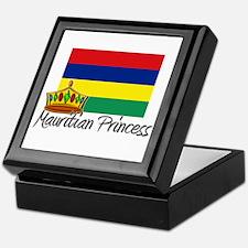 Mauritian Princess Keepsake Box