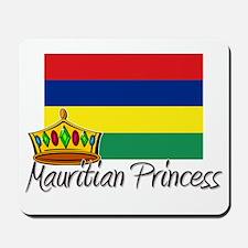 Mauritian Princess Mousepad