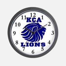 KCA Wall Clock