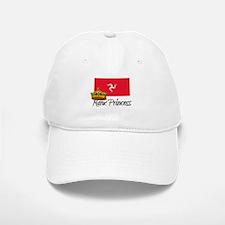 Manx Princess Baseball Baseball Cap