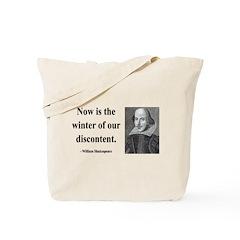 Shakespeare 23 Tote Bag