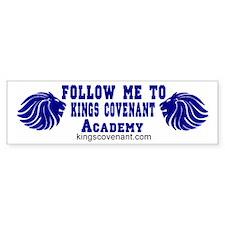 KCA Bumper Bumper Sticker