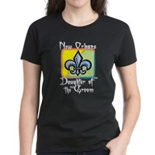 New Orleans Daughter of the Groom Tee