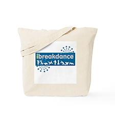 iBreakdance Tote Bag