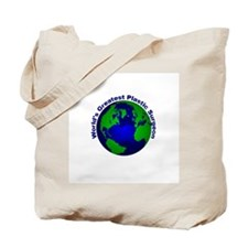 World's Greatest Plastic Surg Tote Bag