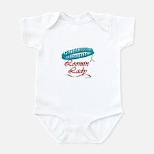 Loomin' Lady Infant Bodysuit