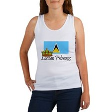 Lucian Princess Women's Tank Top