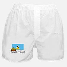 Lucian Princess Boxer Shorts