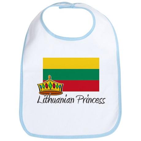Lithuanian Princess Bib