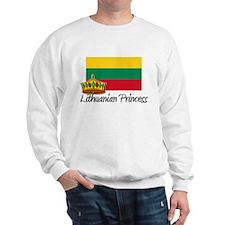 Lithuanian Princess Sweatshirt