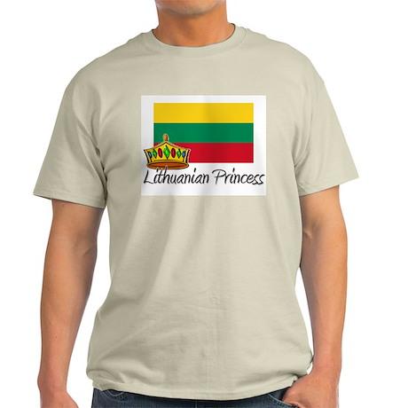Lithuanian Princess Light T-Shirt