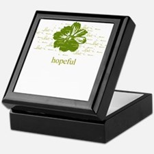 hopeful Keepsake Box