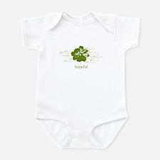 hopeful Infant Bodysuit