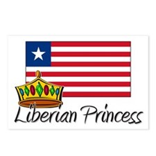 Liberian Princess Postcards (Package of 8)