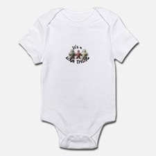 """It's a Love Thing"" Infant Bodysuit"
