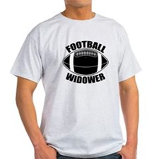 Football Widower T-Shirt