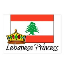 Lebanese Princess Postcards (Package of 8)