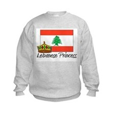 Lebanese Princess Sweatshirt