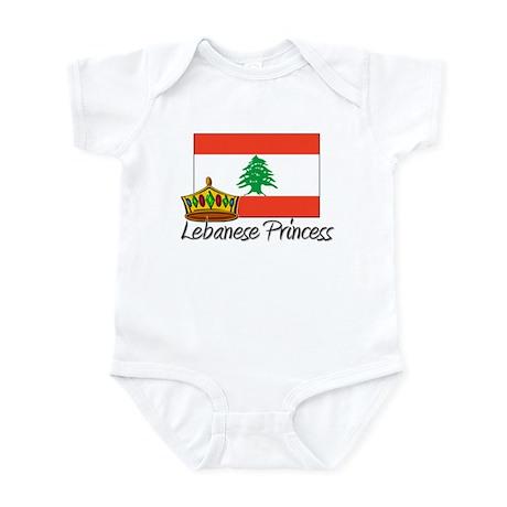 Lebanese Princess Infant Bodysuit