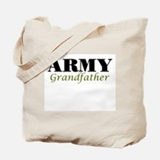 Army Grandfather Tote Bag