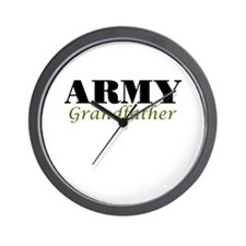 Army Grandfather Wall Clock