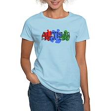 Autism - Proud Aunt T-Shirt