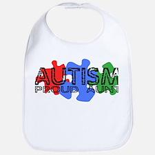 Autism - Proud Aunt Bib