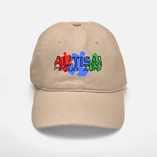 Autism - Proud Aunt Baseball Baseball Cap