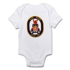 USS REID Infant Bodysuit