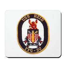 USS REID Mousepad