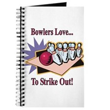 Bowlers Love... Journal