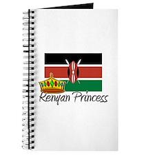 Kenyan Princess Journal