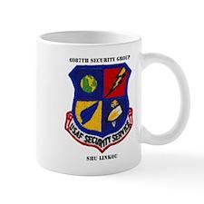 6987TH SECURITY GROUP Mug