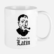 Latin Mug