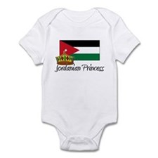 Jordanian Princess Infant Bodysuit