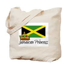 Jamaican Princess Tote Bag