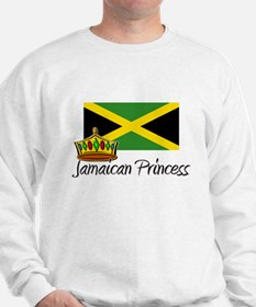 Jamaican Princess Sweatshirt