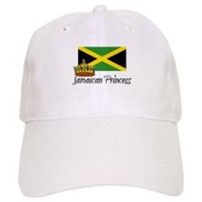 Jamaican Princess Baseball Cap