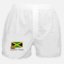 Jamaican Princess Boxer Shorts