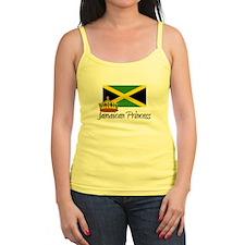 Jamaican Princess Jr.Spaghetti Strap