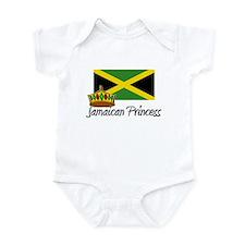Jamaican Princess Onesie