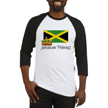 Jamaican Princess Baseball Jersey