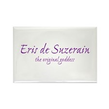 Eris de Suzerain Rectangle Magnet
