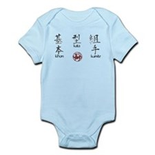 Kihon, Kata, Kumite Infant Bodysuit