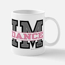 I.M. Dance / Pink & Black Small Small Mug