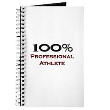 100 Percent Professional Athlete Journal