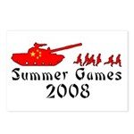 2008 Summer Games Postcards (Package of 8)